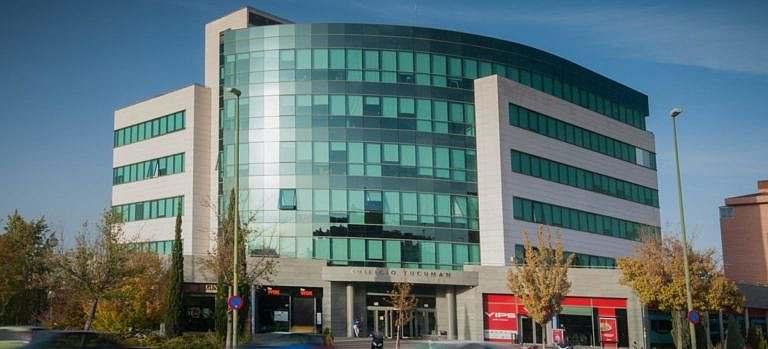 comercializacion edificio madrid