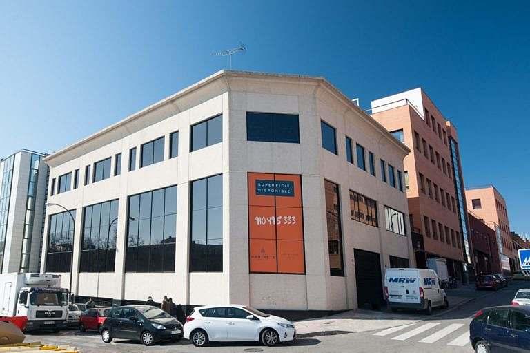 alquiler venta edificio madrid