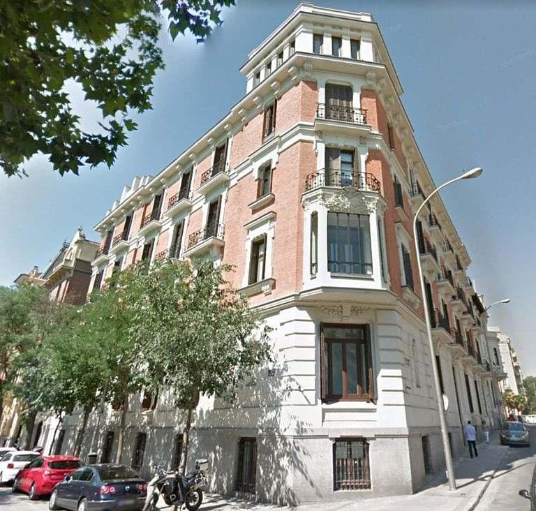 edificio exclusivo de oficinas tipo palacete en fortuny 41 madrid
