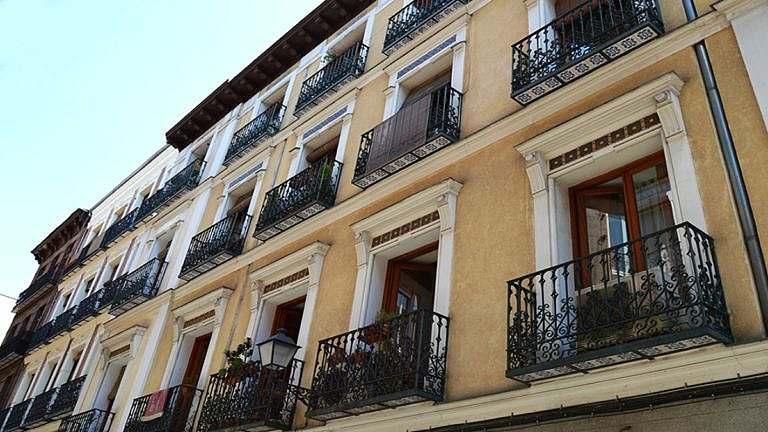 alquiler de viviendas en bastero 13 madrid