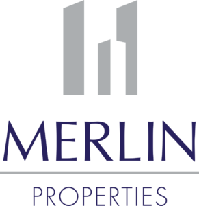 merlin properties logo