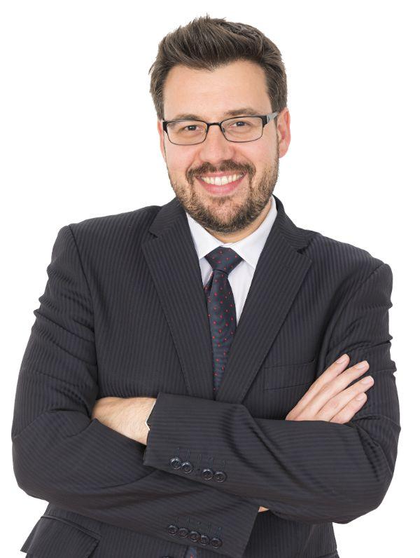Mariano Valcárcel director adjunto de TC Gabinete Inmobiliario