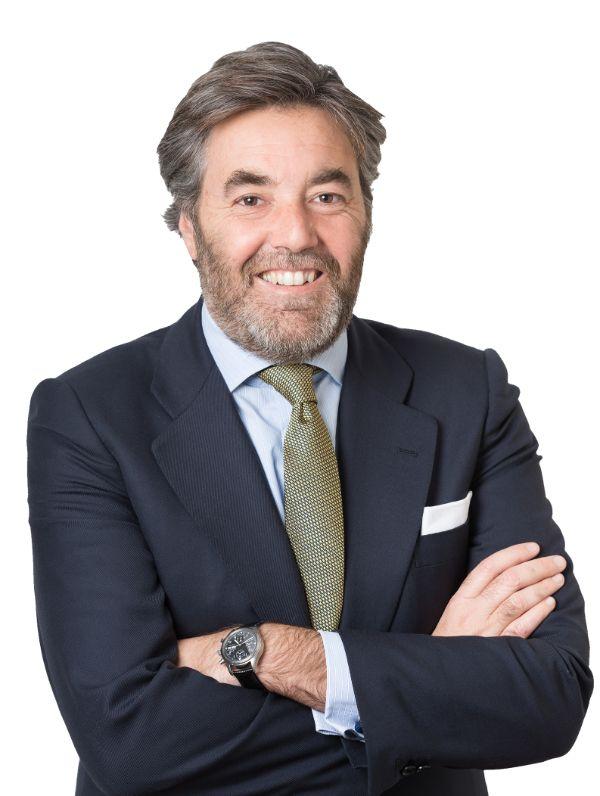 Martín Perea socio de TC Gabinete Inmobiliario