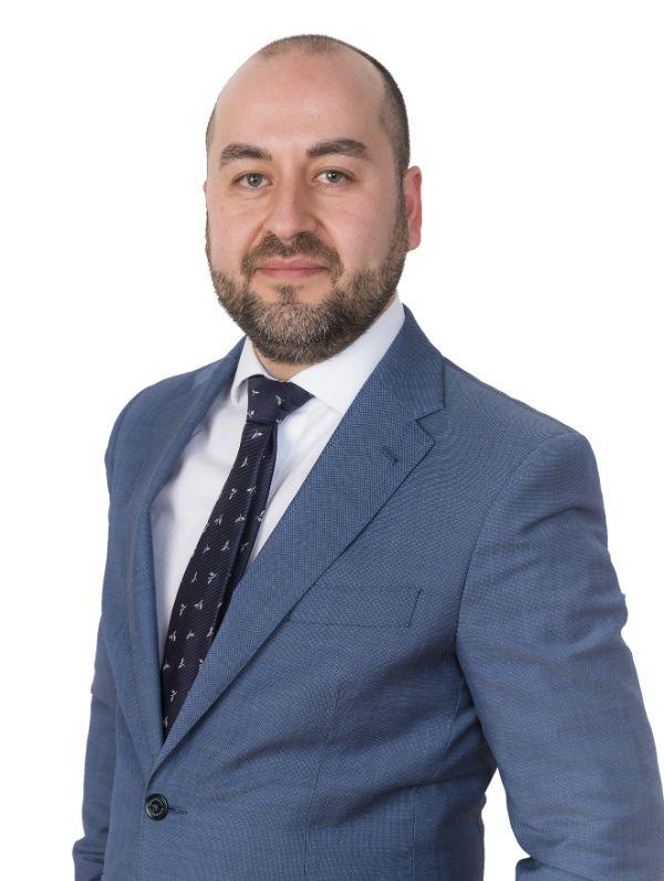 Sergio Rodriguez responsable dto. agencia de oficinas TC Gabinete Inmobiliario