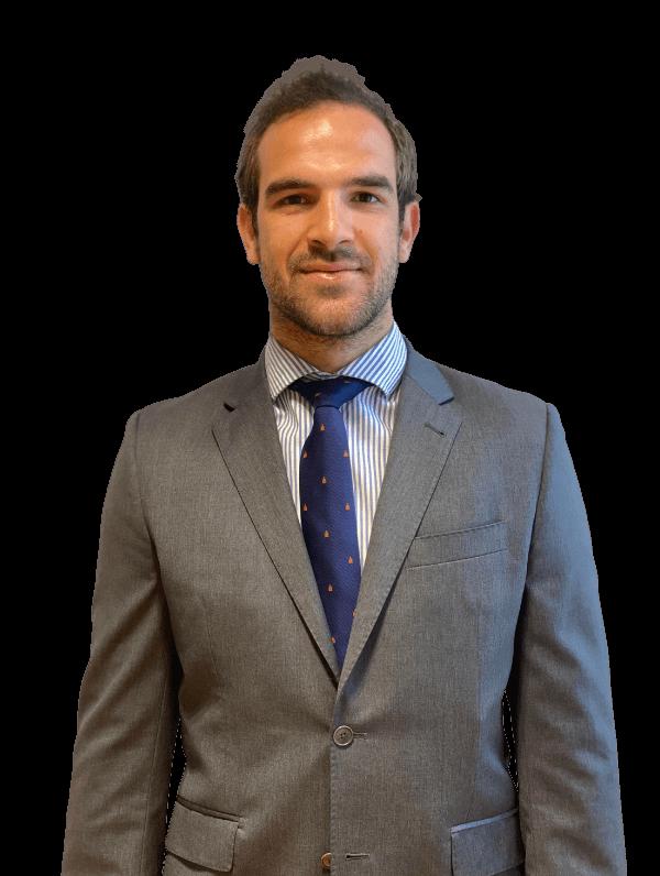 Javier de la Fuente consultor senior dto. de inversión TC Gabinete Inmobiliario