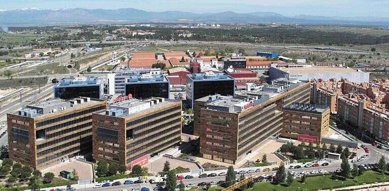 alquiler de oficinas en isabel colbrand 22 parque empresarial castellana del norte madrid
