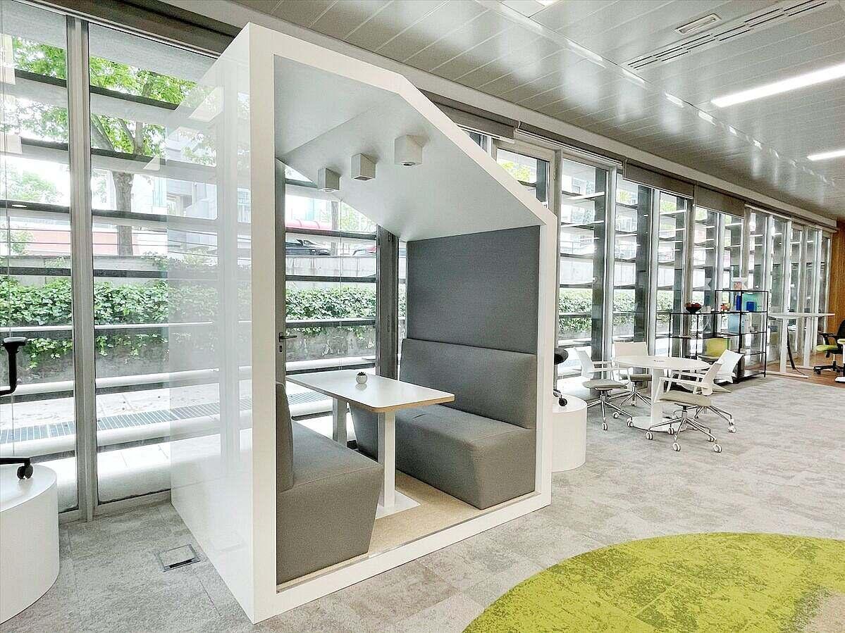 Ofita vista interior 4 oficina