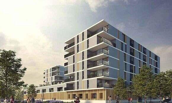 Edificio residencial Build to rent Palma de Mallorca