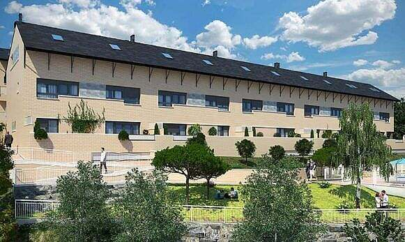 Portfolio residencial build to rent en Madrid